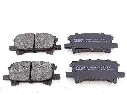 rear-brake-pads-d996-cbk-for-lexus-rx330-rx350-rx400h-toyota-highlander
