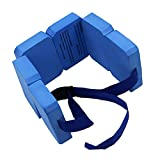 SueSupply 1X Schwimmgürtel Aquatic schwimmender Gürtel mit auftreibendem Schaum, Aquatic Training und Wasser-Workout Equipment für Kinder Erwachsene 18*12*8.5 cm,Blau