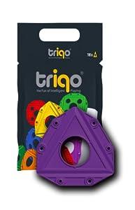 Triqo - Juego de construcción para niños de 10 Piezas (Toys 10150) (Importado)