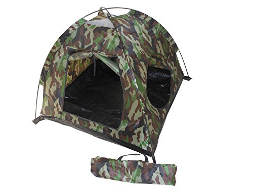 Play tent Camo Dome Shape Outdoor Playtent by Kids Adventure by Kids Adventure