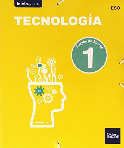 Tecnología Programación Y Robótica. Libro Del Alumno. Murcia. ESO 1 (Inicia) - 9788467378757 (Inicia Dual)