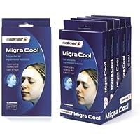Migra Cool Migräne- und Kopfschmerzpflaster, 6Packungen preisvergleich bei billige-tabletten.eu
