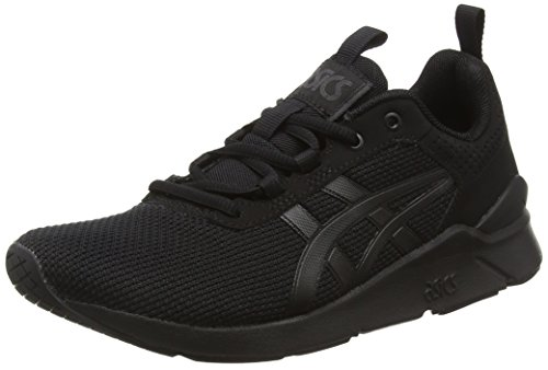 Asics Unisex Adults Gel-Lyte Runner Trainers, Black (Black/Black), 9.5 UK 44 1/2...