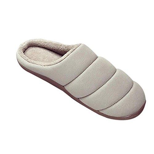 Comprimento 3 por Atenção Gray Inverno Pelúcia Para Pelúcia Sandália 28 Adulto Transer® Cm A Deslizador Unisex Do Sapatos Chinelos Tamanho Favor Quente Tpr Sapatos Preste Carta Do Outono Obrigado De De xUwwPAgR
