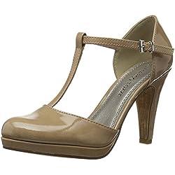 Marco Tozzi 2-2-24416-28 535, Zapatos de tacón mujer, Marrón (Candy 535)