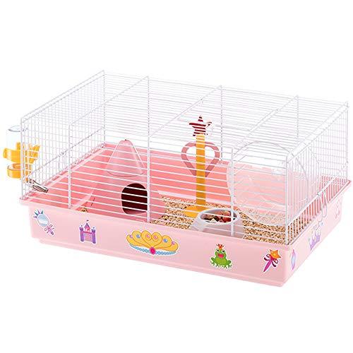 Hamster Nest Igel Nest Pet Nest Dutch Schwein Nest Hamster Hamsterkäfig Stiftung Käfig Goldener Bär Kleine Pastorale Transparente übergroße Villa - Stiftung Tasche