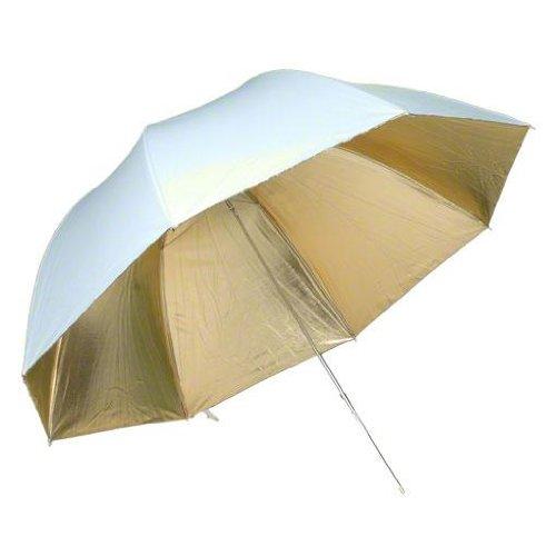 Parapluie réfléchissant walimex doré, 123cm