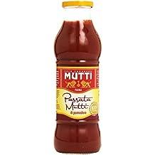 Mutti - Passata di Pomodoro, 100% italiano - 6 bottiglie da 700 g [4200 g]