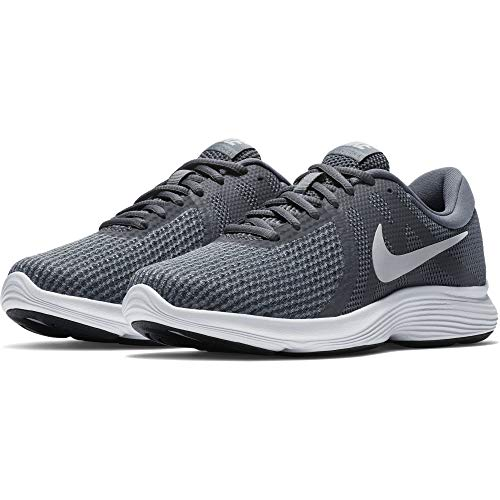 b0eaa8a54 Nike Revolution 4 Eu, Scarpe da Trail Running Donna, Multicolore (Dark  Grey/Pure Platinum/Cool Grey/White 010), 39 EU