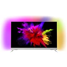 Philips 55POS901F 139 cm (55 Zoll) Fernseher (Ambilight, OLED 4K Ultra HD, Triple Tuner, Android TV)