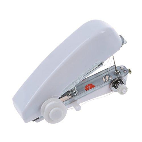 SODIAL(R) Mini Maquina de Coser Costura Portatil sin Cable
