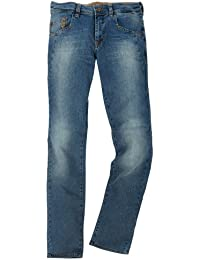 John Galliano Damen Jeans Blau 34VR7011-68034