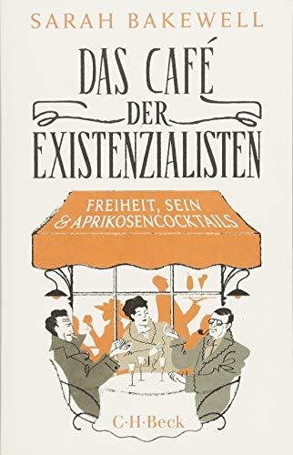 Cover des Mediums: Das Café der Existenzialisten