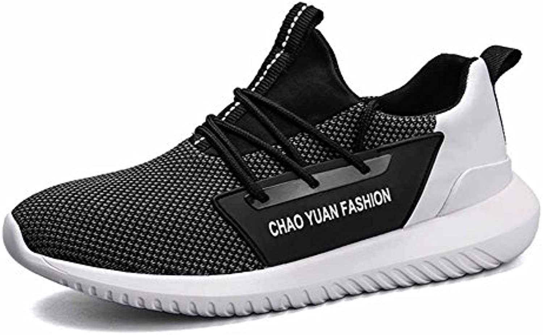 GLSHI Männer Atmungsaktive Mesh Turnschuhe 2018 Sommer Neue Casual Laufschuhe Leichte Reise Schuhe