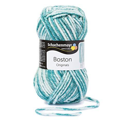 Schachenmayr Boston 9807412-00165 gletscher denim Handstrickgarn -