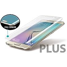 ORDEL® Protector de pantalla curvado para Samsung Galaxy S6 EDGE + PLUS