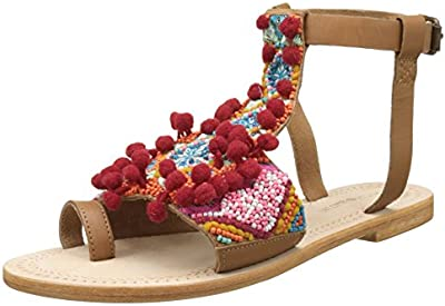 Antik Batik Sunny - Sandalias de dedo Mujer