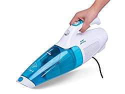 Kent Crystal KVC-S1023 Vacuum Cleaner (White/Blue)