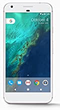 Google Pixel Phone 128 GB - 5 inch display ( Factory Unlocked US Version ) (Very Silver)(Versión EE.UU., importado)