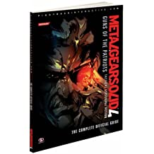 Metal Gear Solid 4: Guns of the Patriots Official Guide: The Complete Official Guide