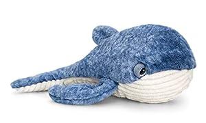 Keel Toys SW0762 - Peluche (35 cm), Color Azul y Blanco