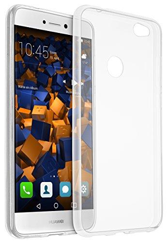 mumbi UltraSlim Hülle für Huawei P8 Lite 2017
