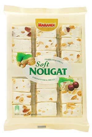 Peanuts & Fruit - Soft Nougat 180g