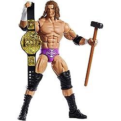 WWE Wrestlemania 35 Elite Series Triple-H HHH Triple H Action Figure Wrestling Mattel