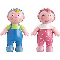 """HABA 302010 """"Little Friends - Babys Marie und Max"""" Puppe"""