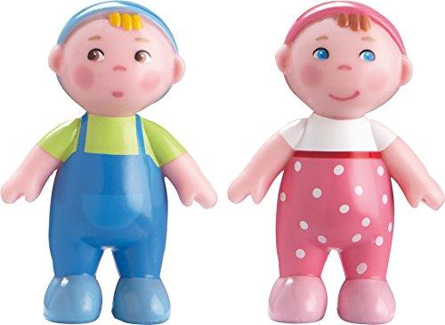 """HABA 302010 \""""Little Friends - Babys Marie und Max\"""" Puppe"""