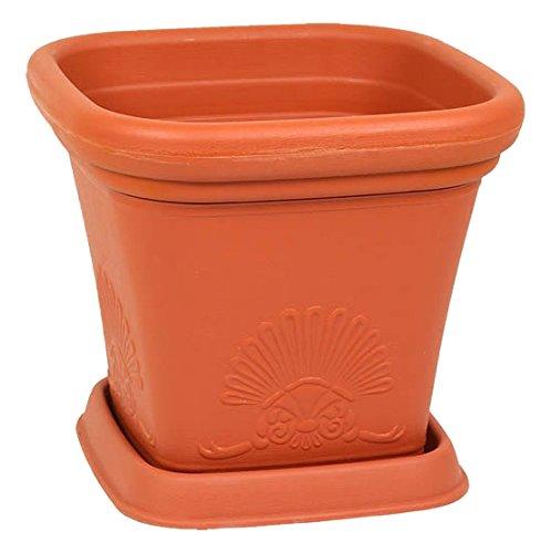 Wurko Pot cuad. 31 x 35 x 35 c/Plateau