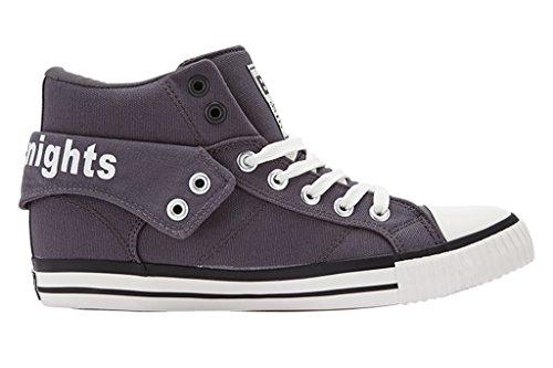 British Knights Roco - Sneakers alte uomo Grigio scuro