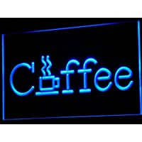 ADV PRO i361-b Coffee Cup Cafe Shop Restaurant Neon Light Sign