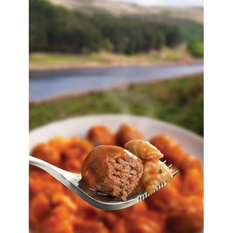 Wayfayrer Pasta & Meatballs Real Food Ready To Eat