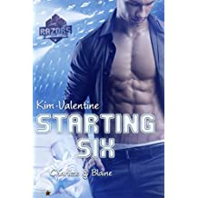 Starting Six: Charlize und Blaine (Boston Razors 3)
