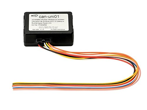 ACV Uni 01 CAN-Bus Adapter Universal (Club-car-computer)