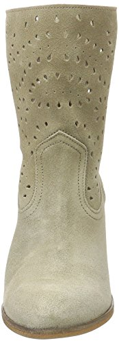Tommy Hilfiger G1385anett Spring 3b, Stivali a Gamba Larga Donna Beige (Light Taupe 032)