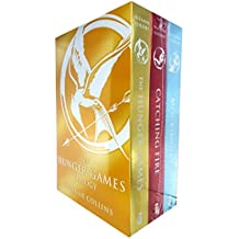 The Hunger Games Foil Edition Collection 3 Books Set By Suzanne Collins (Mockingjay, Catching Fire, The HUnger Games)