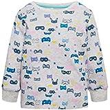 next Bebés Niñas Paquete De 3 Pijamas Colores Antifaz Superhéroe Azul Marino (9 Meses-8 Años)
