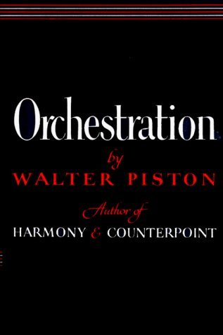 Orchestration by Walter Piston (1955-04-30)