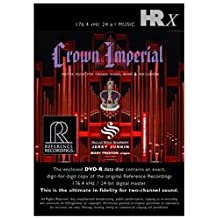 CROWN IMPERIAL - Dallas Wind Symphony - Jerry Junkin - Mary Preston - Format HRX 176.4 kHz / 24 Bit