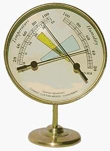 Conant Custom Brass COMF1 ComfortMeter Temperature, Humidity and Control Garten Rasen, Wartung