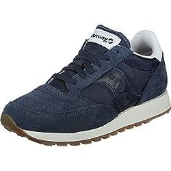 Saucony Jazz Original Vintage, Zapatillas de Gimnasia para Hombre, Azul (Navy 2), 44 EU