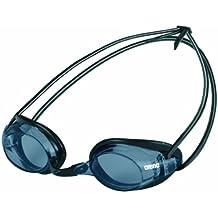 Arena - Gafas de natación para adulto, color negro (Smoke black)
