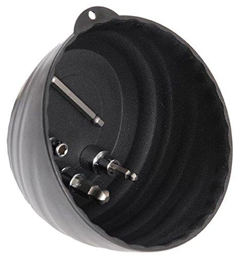 BGS Magnet Haftschale, extra hoher Rand, Durchmesser 145 mm, 1 Stück, 67100