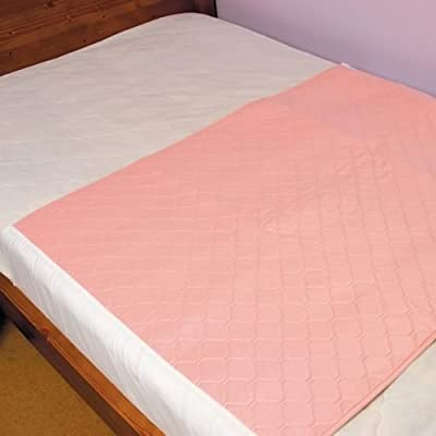 Washable Bed Protector/Pad with Tucks - Pack of 2 produced by MIP - quick delivery from UK.