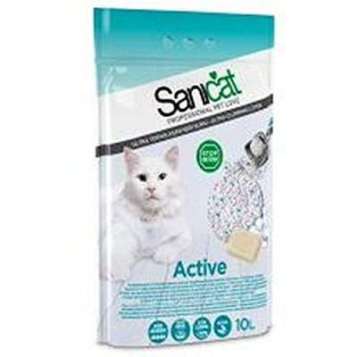 Sanicat Clumping Active Cat Litter by Sanicat
