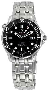 Omega 212.30.41.20.01.002–Wristwatch men's, stainless steel strap