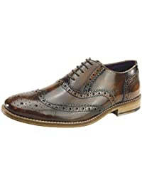 Frank James , Chaussures de ville à lacets pour homme 5eb9ed941eed