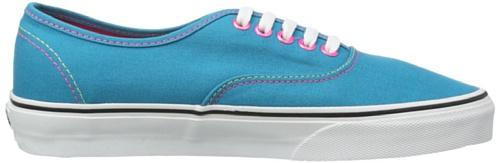 Vans U Authentic(iridescent Pop, Sneakers Basses Adulte Mixte Turquesa (Türkis ((Iridescent Pop))